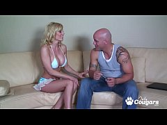 MILF Holly Sampson Humps A Hard Dick