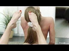 Naked Yoga Exercises