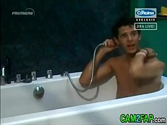 Big Brother Germany Free Shower Porn Video