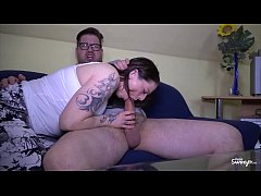 REIFE SWINGER - Horny tattooed German mature Ad...