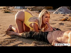 VIXEN Natalia Starr is the best GF you could ev...