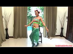 thumb thai ladyboy ci  ndy hawaii outfit it fit it