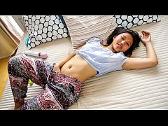 QUEST FOR ORGASM - Asian teen beauty May Thai i...