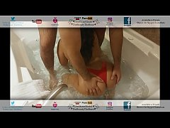Latina Maid Cleans Las Vegas Room Then Joins Me...