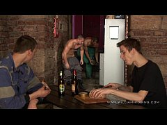 4-some group sex - part 1