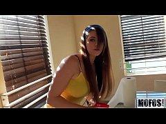 Ass Popping Mop Job video starring Pocahontas J...