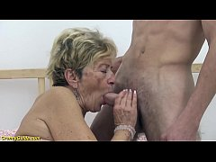thumb sexy hairy 90 y  ears old granny banged by her y banged by her banged by her to