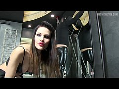 Mesmeratrix - I want to be brutal with your ASS...