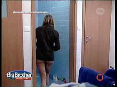 Big Brother Poland Shower With Several Beautifu...