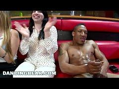 DANCING BEAR - Male Strippers Slinging Big Dick...
