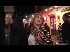 Mardi gras 2007 Amateur 5; Big Boobs, Blondes, Brunette, Group Sex, Outdoor, Striptease