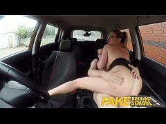 Fake Driving School Exam failure leads to hot s...