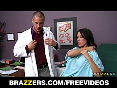Routine checkup sparks Capri Cavanni being fuck...