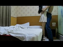 Asian young college teens homemade video shes c...
