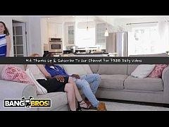 BANGBROS - Young Cheerleader Riley Reed Rides A...