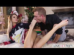 LoveHerFeet - All I Want For Christmas Is My Tw...