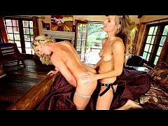 Girls Try Anal - Jillian Janson, Cherie DeVille