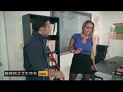Big Tits at School - (Tegan James, Derrick Ferr...
