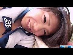 Yukari young doll sucks cock until exhaustion