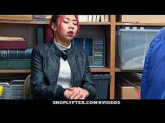 ShopLyfter - Hot Asian Mom (Christy Love) Fucks...