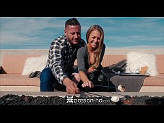 Passion-HD - NewYears fireworks by the fireplac...