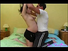 Cheating Pregnant Wife Fucks Her Brother-in-law