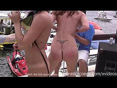 pussy eating in public with whipped cream girls...