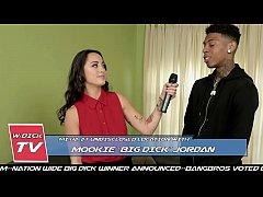 BANGBROS - Asian Reporter Mi Ha Takes On Mookie...