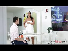 Mom Catches Son Being A Pervert- Miss Raquel