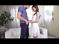 Anal-Beauty.com - Nelya - Fresh sperm instead o...