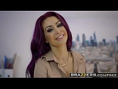 Brazzers - Big Tits at Work - Point of Sale sce...
