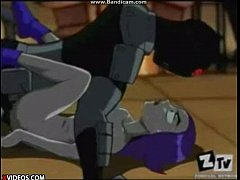 Teen Titans: Raven Fuck Full