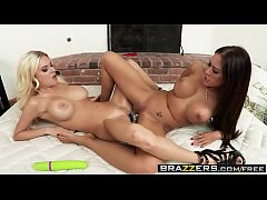 Brazzers - Hot And Mean - (Capri Cavanni)( Riley Evans) - Bound To Lez Out