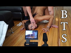 BANGBROS - Behind The Scenes With Adriana Maya