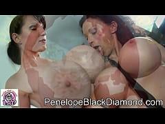 Penelope Black Diamond - Sklavin Michaela 2 Dil...