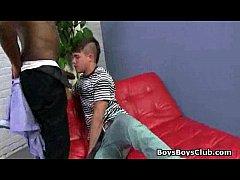 Interracial Hardcore Gay Sex Video 08