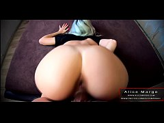 Her Big Round Butt is Amazing! POV DoggyStyle! ...