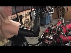 *Milking machine and electrics - Xhamster video...