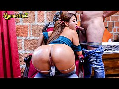 MAMACITAZ - Hot Latina Melissa Lujan Has Intens...