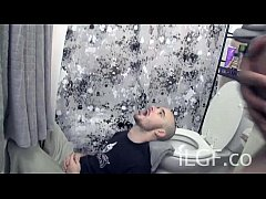Nikki Ford Toilet Farts in Slaves Mouth
