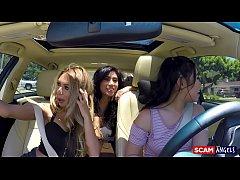 SCAM ANGELS - Pornstars Cindy Starfall and Kat ...