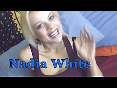 Nadia White wants more cock. Stick it in my pus...