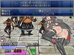 Shinobi Fight hentai game
