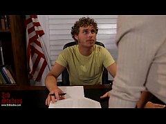 Busty Teacher Nicole Aniston seduces her studen...