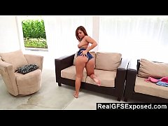 RealGfsExposed - Keisha gets her best orgasms w...