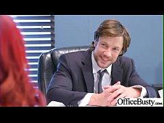 (Rachel RoXXX & Skyla Novea) Busty Office Girl ...