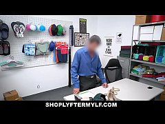 ShopLyfterMYLF - Big Tits Milf Caught Stealing ...