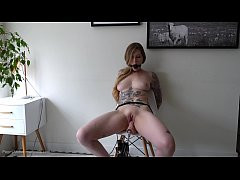 thumb bound orgasm to  rture tied up ballgagged and  ballgagged and s allgagged and s