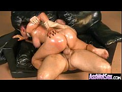 Anal Sex With Huge Butt Oiled Girl (nikki benz)...