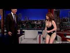 Tina Fey in Late Show with David Letterman 2009...